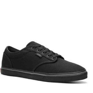 Vans Black Atwood Lo sneaker